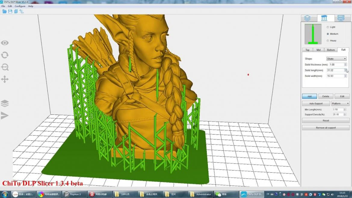 3D Slicing Software